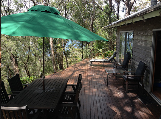 Alcheringa Too Accommodation Lamington National Park Binna Burra