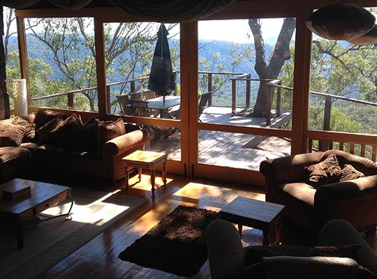 Alcheringa Accommodation Lamington National Park Binna Burra