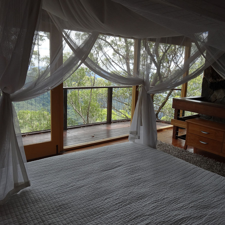 Alcheringa Main bedroom - king