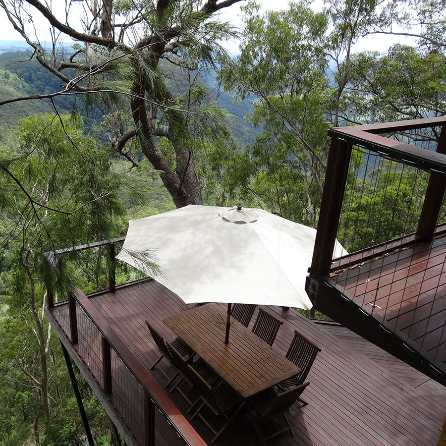Alcheringa valley deck